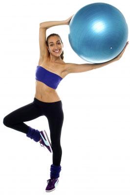 ballon pilates image