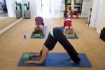 pilates et le yoga