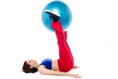 photo pilates exercices